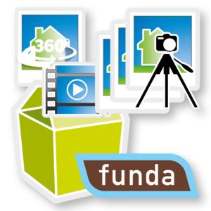 Funda Presentatie Pakket incl. 25 foto's door professionele fotograaf