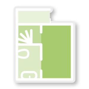 Plattegrond op Funda (excl. productiekosten), voor 1 jaar