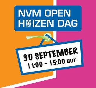 NVM Open Huizen Dag 30 september 2017 - inclusief Facebookadvertentie